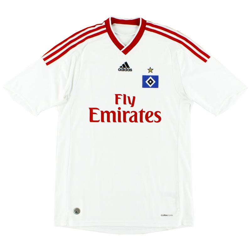 2009-10 Hamburg Home Shirt S - E83792