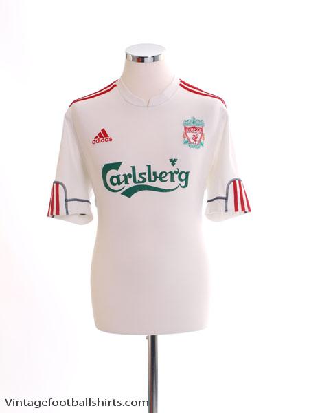 2009-10 Liverpool Third Shirt M
