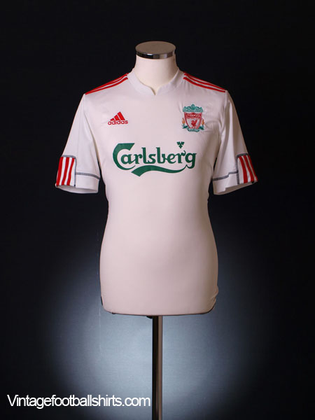 2009-10 Liverpool Third Shirt L