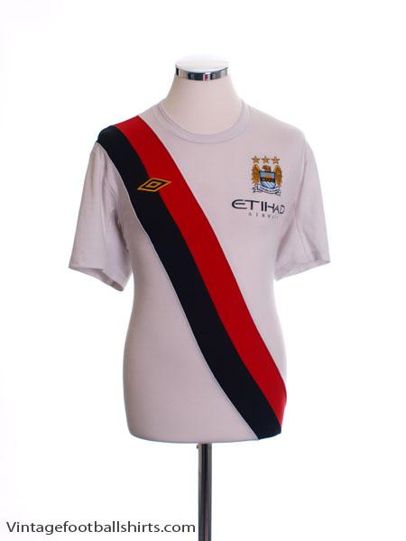 2009-10 Manchester City Third Shirt L