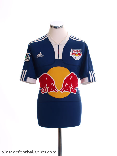 2009-10 New York Red Bull Away Shirt M
