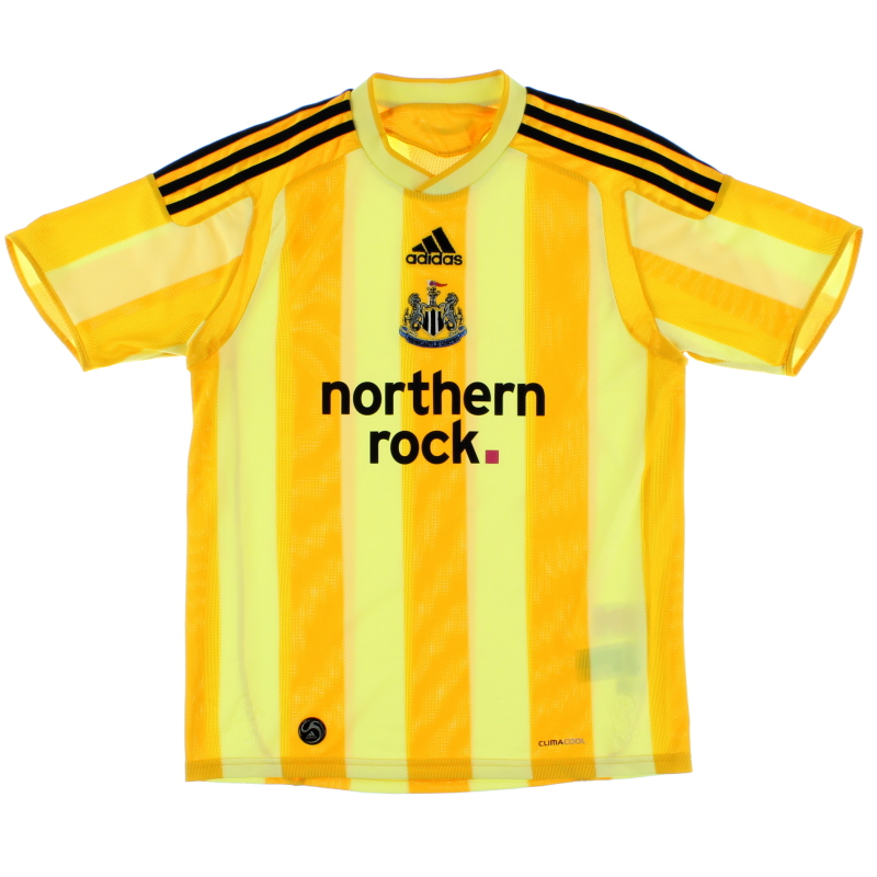 2009-10 Newcastle Away Shirt L.Boys