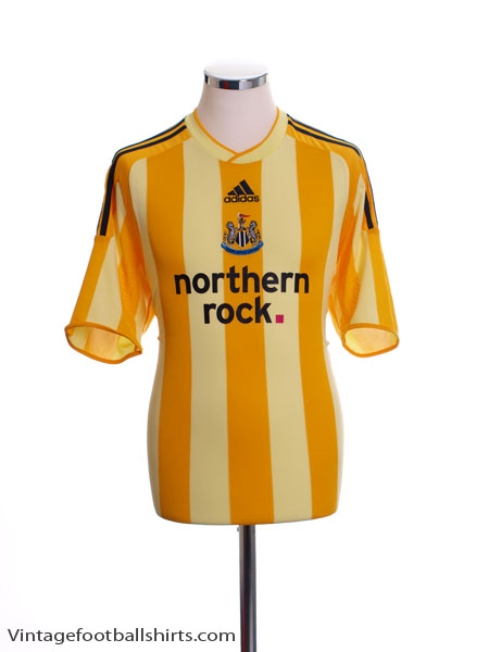 2009-10 Newcastle Away Shirt M