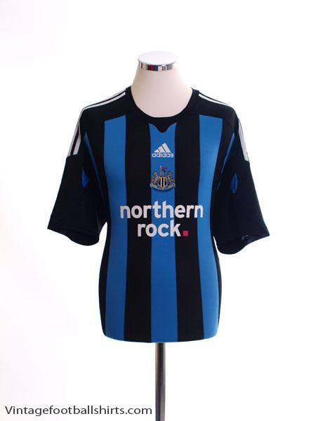2009-10 Newcastle Third Shirt M