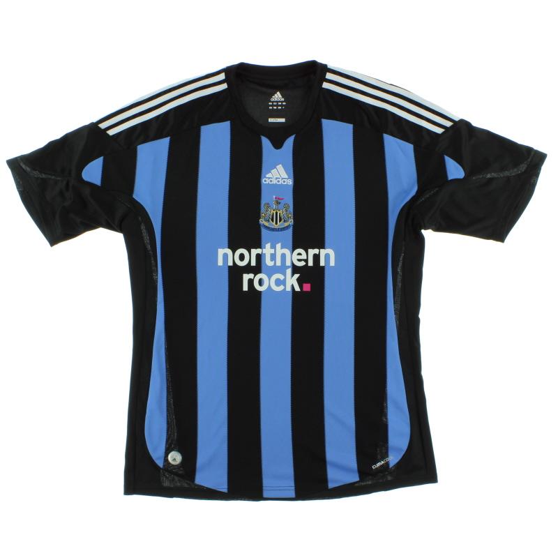 2009-10 Newcastle adidas Third Shirt S - E84367