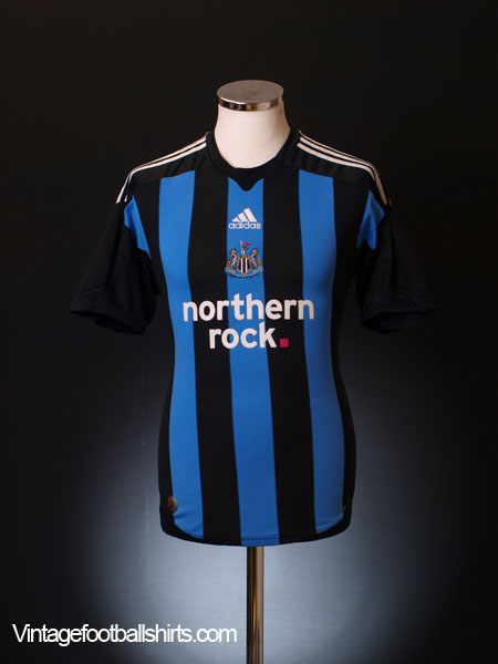 2009-10 Newcastle Third Shirt XXL
