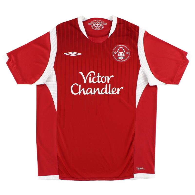2009-10 Nottingham Forest Home Shirt L