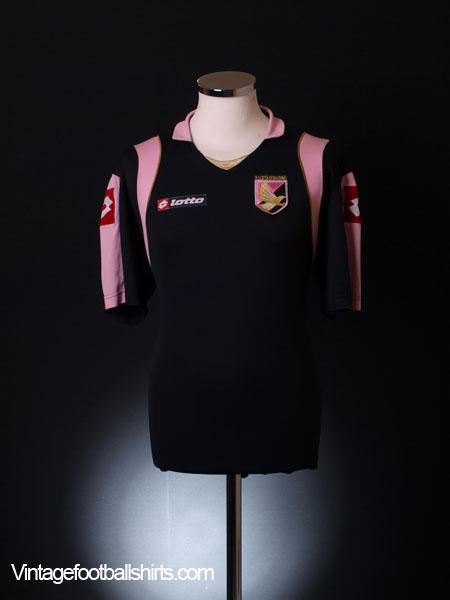 2009-10 Palermo Third Shirt XL