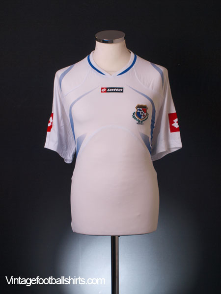 2009-10 Panama Away Shirt *BNWT* L