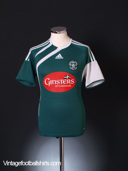 2009-10 Plymouth Home Shirt S