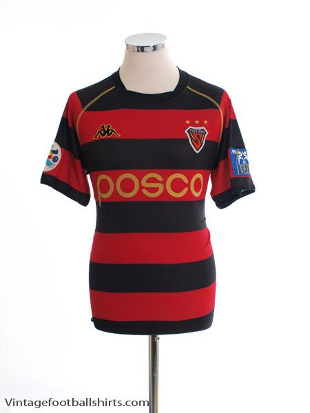 2009-10 Pohang Steelers Home Shirt M