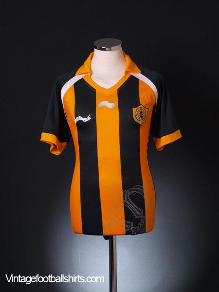 2009-10 Qatar SC Home Shirt M