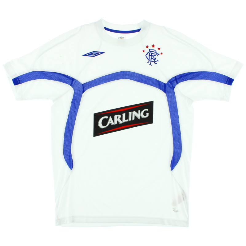 2009-10 Rangers Training Shirt S
