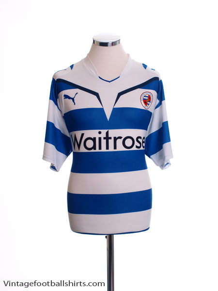 2009-10 Reading Home Shirt *Mint* M