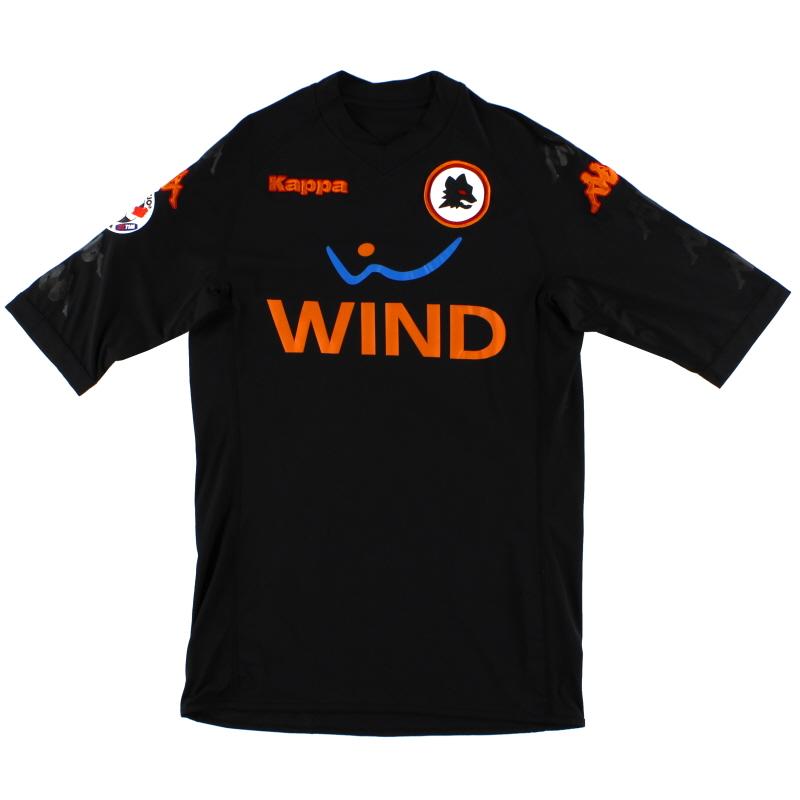 2009-10 Roma Third Shirt S
