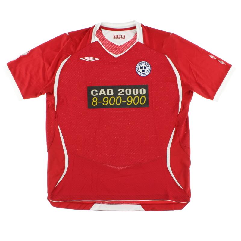 2009-10 Shelbourne Home Shirt XL