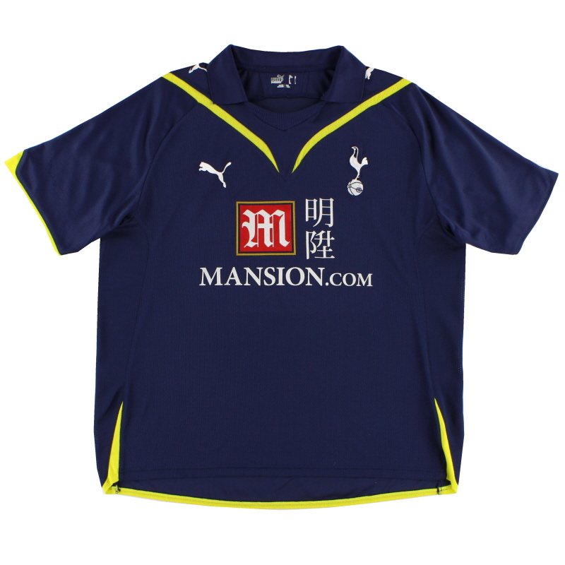 2009-10 Tottenham Away Shirt M