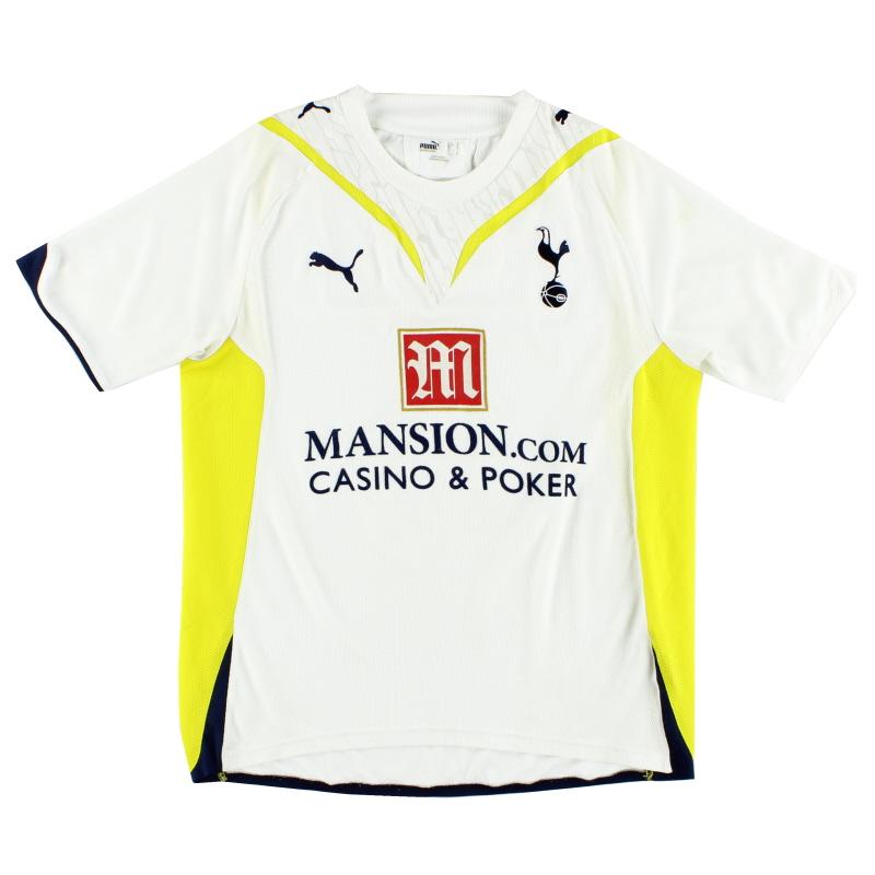 2009-10 Tottenham Home Shirt S