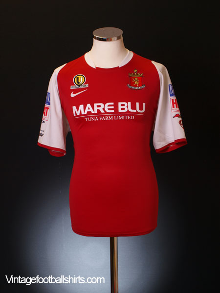 2009-10 Valletta Away Shirt M