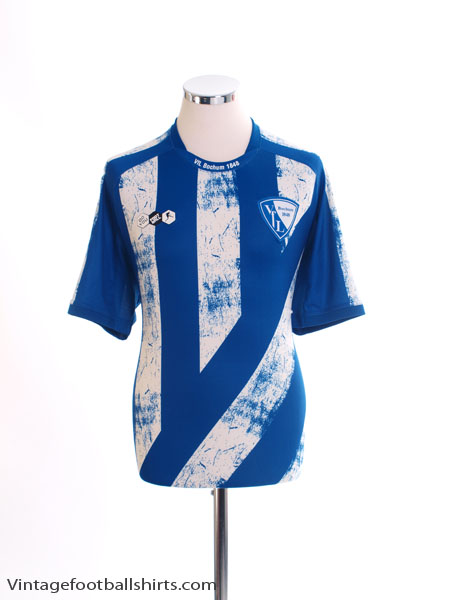 2009-10 VfL Bochum Home Shirt L