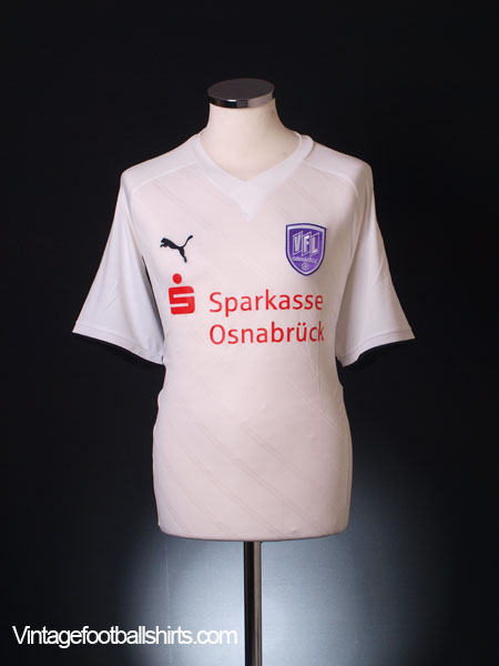 2009-10 VfL Osnabruck Away Shirt *BNIB*