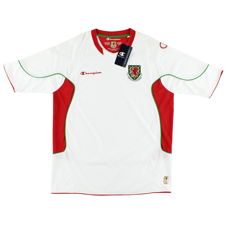 2009-10 Wales Away Shirt *w/tags* XL - C3906