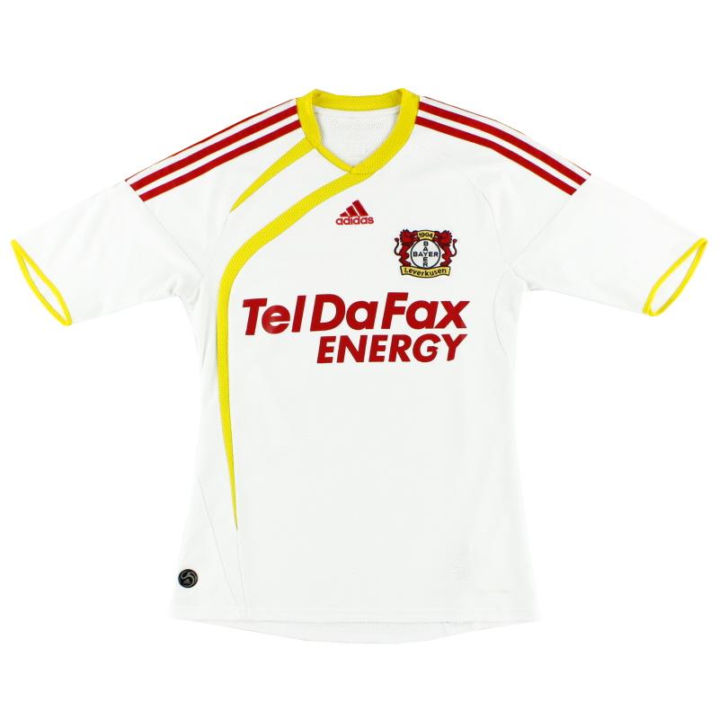 2009-11 Bayer Leverkusen Away Shirt L - E83717