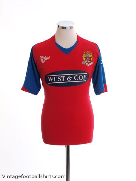 2009-11 Dagenham & Redbridge Home Shirt M