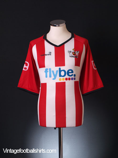 2009-11 Exeter Home Shirt L