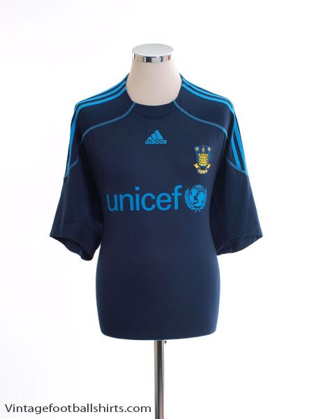 2009-11 FC Brondby Away Shirt XL