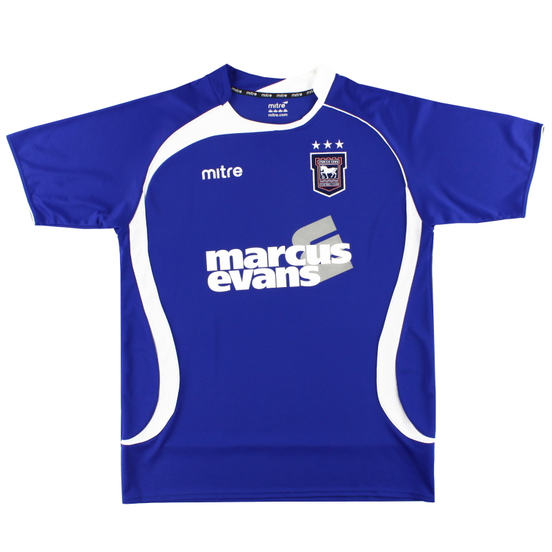 2009-11 Ipswich Home Shirt XL
