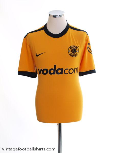 2009-11 Kaizer Chiefs Home Shirt M