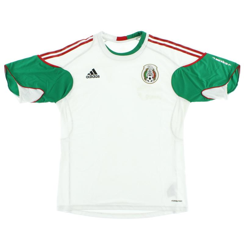 2009-11 Mexico 'Formotion' Training Shirt L
