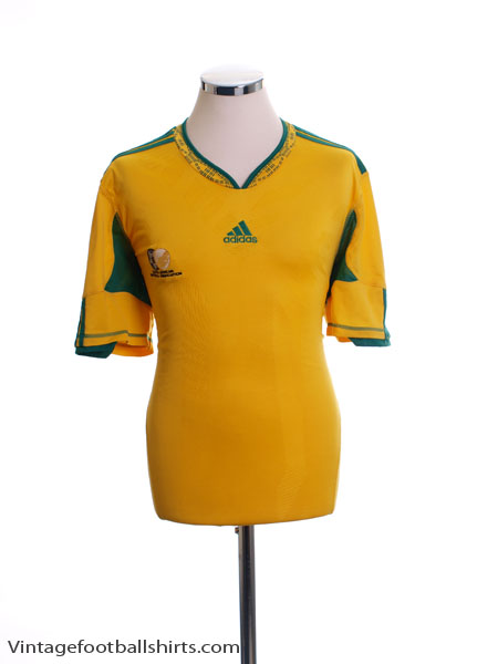 2009-11 South Africa Home Shirt *Mint* L