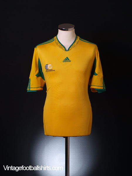 2009-11 South Africa Home Shirt S