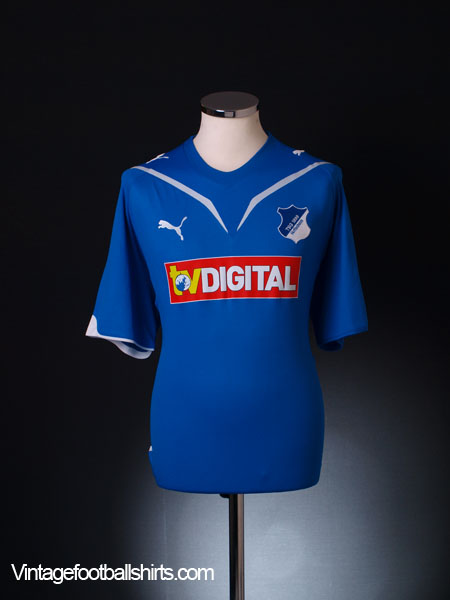 2009-11 TSG Hoffenheim Home Shirt *BNWT* XL