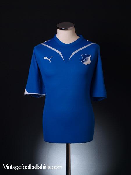 2009-11 TSG Hoffenheim Home Shirt XL