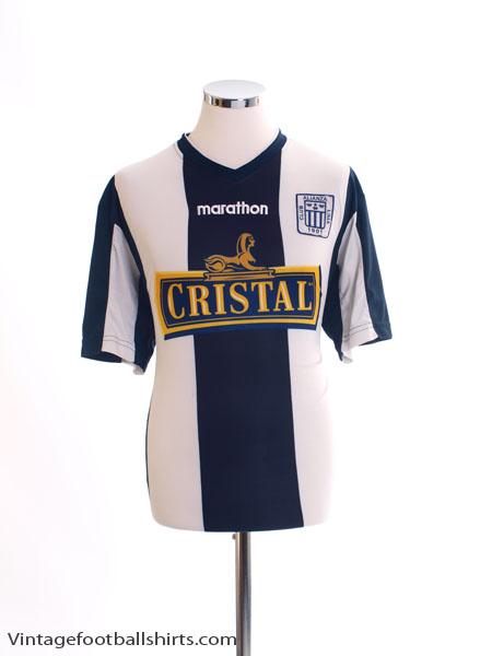 2009 Alianza Lima Home Shirt M