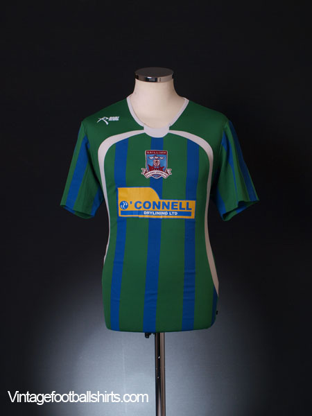 2009 Galway United Away Shirt M