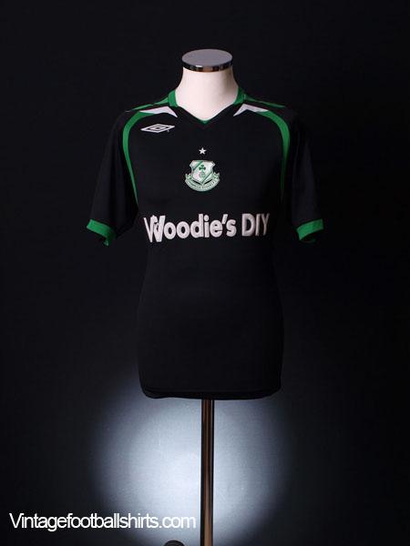 2009 Shamrock Rovers Away Shirt S