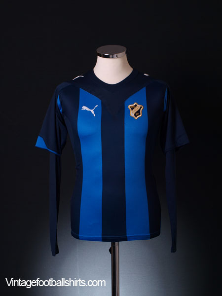 2009 Stabaek Home Shirt L/S S