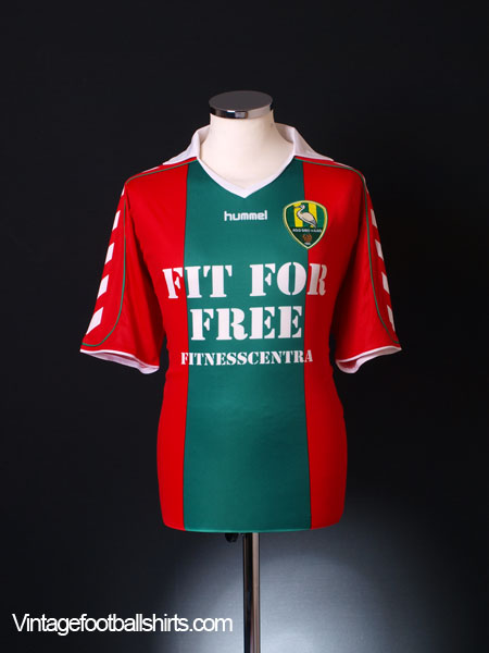 2010-11 ADO Den Haag Away Shirt *Mint* XL
