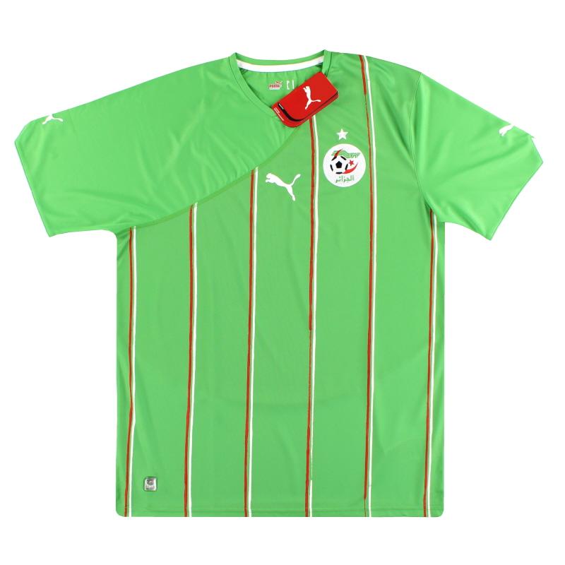 2010-11 Algeria Puma Away Shirt *BNIB* - 738606-27