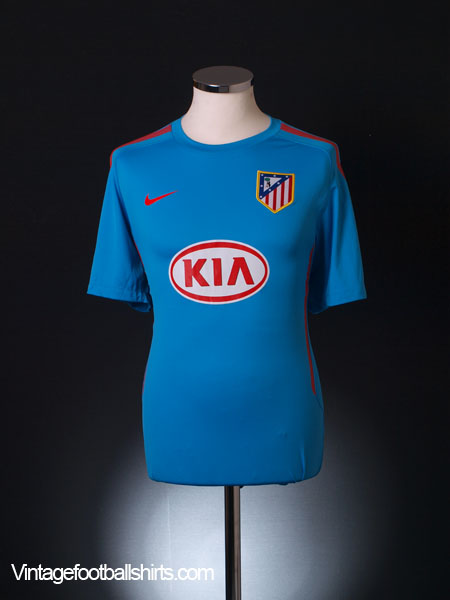 2010-11 Atletico Madrid Training Shirt M