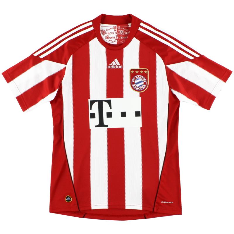 2010-11 Bayern Munich Home Shirt M