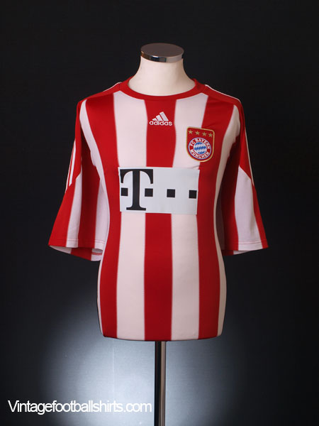 2010-11 Bayern Munich Home Shirt XXL