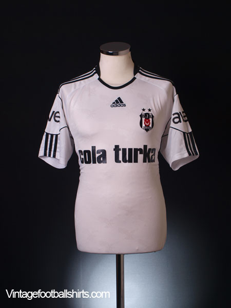 2010-11 Besiktas Home Shirt M