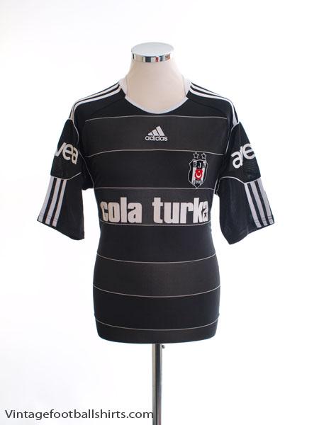 2010-11 Besiktas Third Shirt M