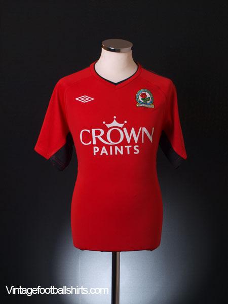 2010-11 Blackburn Away Shirt M
