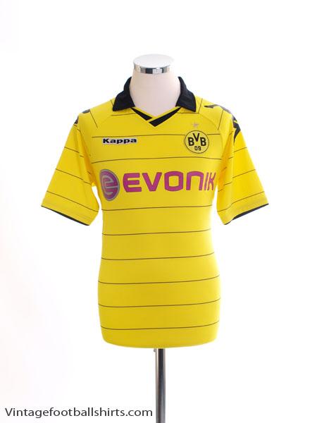 2010-11 Borussia Dortmund Home Shirt S